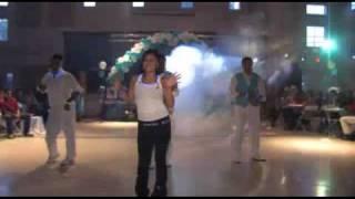 Mayra's Baile Sorpresa [Bachata, reggaeton, merengue, hip hop]