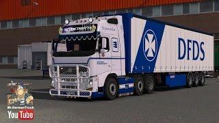 getlinkyoutube.com-[ETS2 v1.26] Volvo FH Classic Holland Style