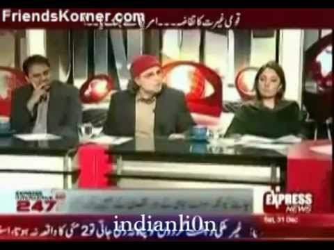 Zaid Hamid: Can YoU Face Insult LiKe Zahil Hamid {Zaid Hamid}