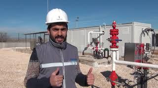 Midyat'ta doğalgaz çalışmalarında sona gelindi