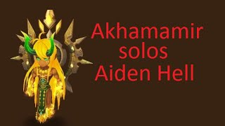 getlinkyoutube.com-[Hell] Akhamamir solos Aiden Forest in 82s
