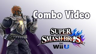 getlinkyoutube.com-The King of Evil An SSB4 Ganondorf Combo Video