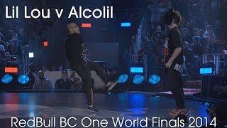 getlinkyoutube.com-Lilou vs Alkolil // .stance // Red Bull BC One World Finals 2014