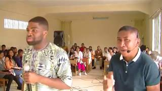 Souffrir pour Christ - Miaritra fahoriana noho i Kristy_24 fév 2019_Arnold