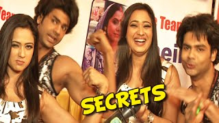 getlinkyoutube.com-Shweta Tiwari Reveals Vishal Singh's Secrets | Begusarai | 100 Episodes Completion