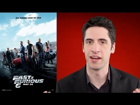 Fast & Furious 6 movie review