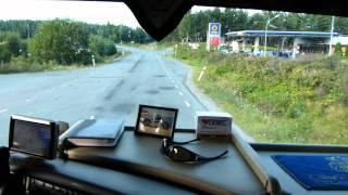 getlinkyoutube.com-Vögel Scania R500 V8 abfahrt Truckstop