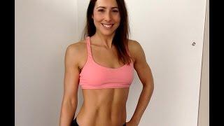 getlinkyoutube.com-My 6 week challenge | Body transformation pics!