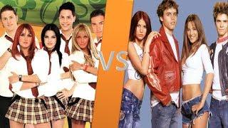 getlinkyoutube.com-Rebelde vs Rebelde way  ¿Cual es mejor?