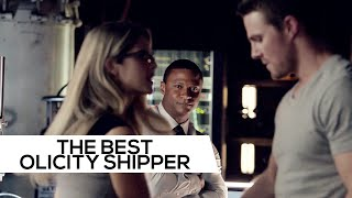HUMOR! Diggle the Best Olicity Shipper