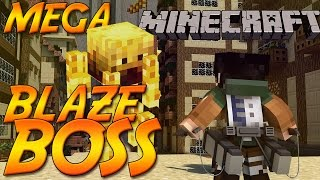 getlinkyoutube.com-MEGA BLAZE BOSS FIGHT - Minecraft ITA - Custom Map