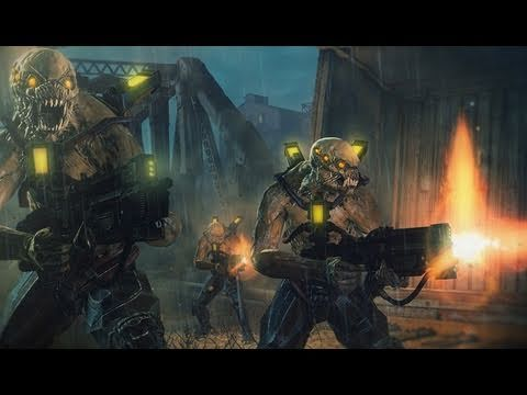 Resistance 3 - E3 2011: Gameplay Demo