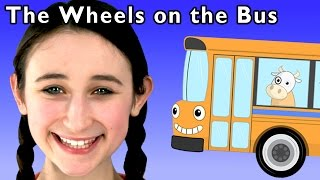 getlinkyoutube.com-S Is for Sing-Along | The Wheels on the Bus and More | Baby Songs from Mother Goose Club!