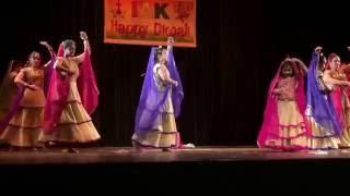 Kathputli & Baji Rao Mastani Dance 2016 Kalamazoo Diwali 2016