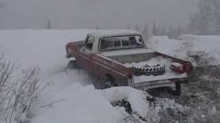 getlinkyoutube.com-snow wheeling