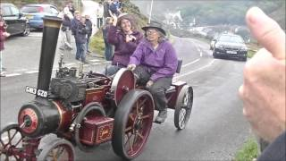 getlinkyoutube.com-West Of England Steam Engine Society Road Run Up Engine Hill