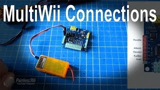 getlinkyoutube.com-(2/7) How to wire up a Multiwii SE board to your multirotor/quadcopter