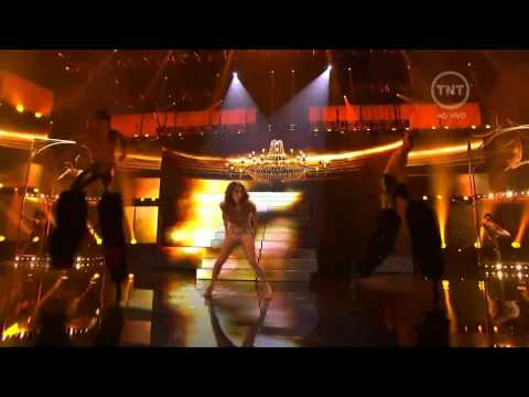 Jennifer Lopez AMA 2011 Performance Papi on the Floor America Music Awards Pitbull HD