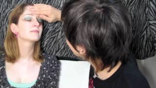 getlinkyoutube.com-彼氏にメイクしてもらった My Boyfriend Does My Makeup