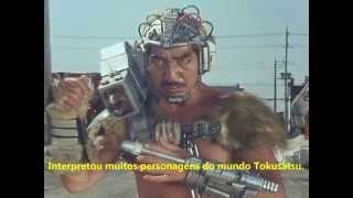 getlinkyoutube.com-O Fantástico Jaspion - JASPION VS GASAMI 01 - Tokusatsu Heróis japoneses