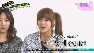 getlinkyoutube.com-[Thai Sub] Apink @ Weekly Idol [[140409]]