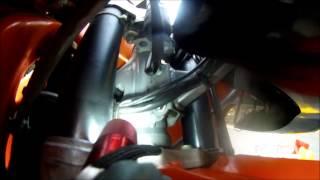 getlinkyoutube.com-2002 KTM 640 Adventure Oil Change Proceedure