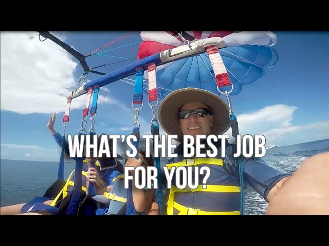 "GQ 247: What's the best ""job"" for you? How to create it or go get it!"