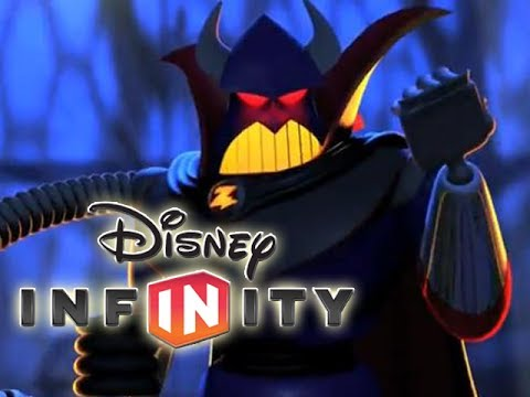Disney Infinity - Capture Zurg Toy Box Level Showcase - Gameplay (HD)