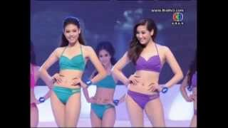 getlinkyoutube.com-Miss Thailand World 2013 ~ Final Round : Swimsuit Contest ;-)