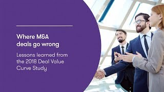 Where M&A Goes Wrong