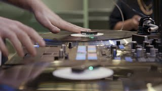 This gadget lets you scratch and DJ on vinyl without a needle