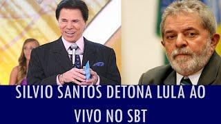 getlinkyoutube.com-Silvio Santos detona Lula ao vivo no SBT; veja vídeo