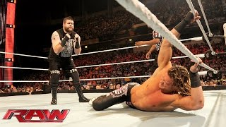 Dolph Ziggler vs. Kevin Owens: Raw, February 1, 2016