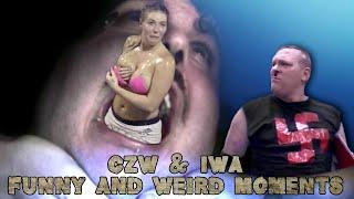 getlinkyoutube.com-CZW & IWA funny and weird Moments Part 25
