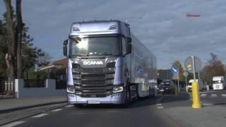 getlinkyoutube.com-Nowa Scania S 730 na testach w Polsce