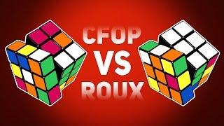 getlinkyoutube.com-ROUX vs CFOP COLLABORATION WALKTHROUGH SOLVES
