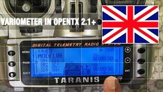 getlinkyoutube.com-FrSky Taranis / OpenTx Crumbs - Variometer in OpenTx 2.1+