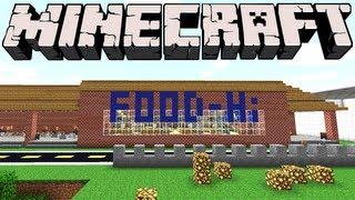 getlinkyoutube.com-Minecraft - Grocery Store