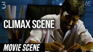 3 -  Climax scene   Dhanush   Shruthi Hassan   Sivakarthikeyan   Anirudh