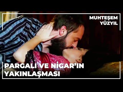 Pargalı İbrahim Paşa ve Nigar Kalfa yakınlaşması - Muhteşem Yüzyıl 35. Bölüm