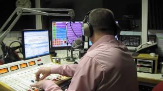 getlinkyoutube.com-Ron Sedaille on 102.9 WDRC FM - VIDEO AIRCHECK January 1, 2011