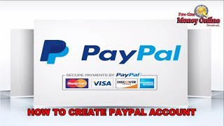 getlinkyoutube.com-How to Create a PayPal Account Without Credit or Debit Card