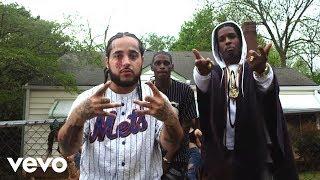 A$AP Mob - Hella Hoes (ft. A$AP Rocky, A$AP Ferg, A$AP Nast & A$AP Twelvyy)