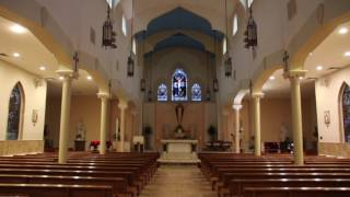 NYPD investigate robbery at St. Ann's Church