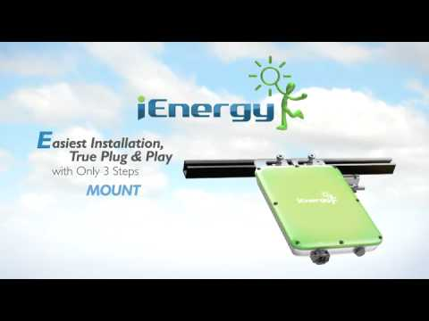 i-Energy Micro Inverter New GT260