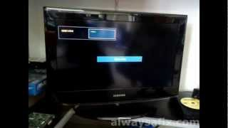 getlinkyoutube.com-Easy fix for new Samsung TV switching on and off power cycling