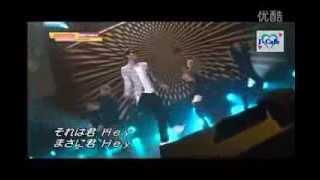 getlinkyoutube.com-Joo Won Japan Smile Fanmeet - Gangnam Style Dance