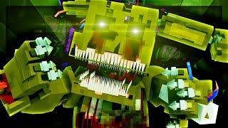 getlinkyoutube.com-Freddy Fazbear Origins - NIGHTMARE SPRINGTRAP! (Minecraft FNAF Roleplay) #16