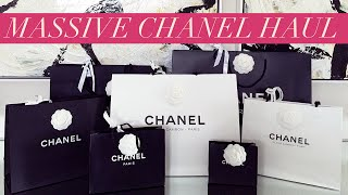 getlinkyoutube.com-MASSIVE CHANEL HAUL 2016 | Bags, Jewellery & more!