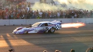 getlinkyoutube.com-Dragster 6.000 HP!!! - Hills Race Rivanazzano Dragway 2014